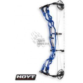 Arco hoyt carbon spyder ZT 34 colores