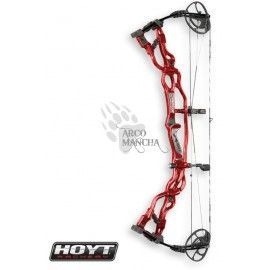 Arco hoyt carbon spyder ZT turbo colores 2015