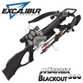 Excalibur matrix 380 negra