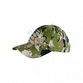 Gorra SnipeNStrike green ghost