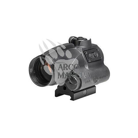 Visor sightmark wolverine 1x28 red dot