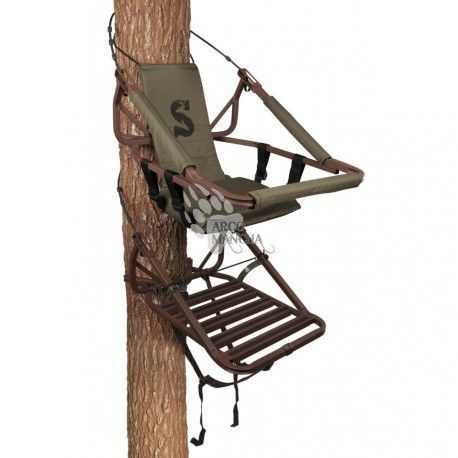 Treestand summit viper steel