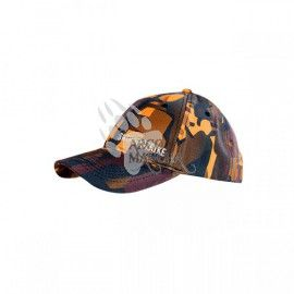 Gorra SnipeNStrike blaze orange ghost