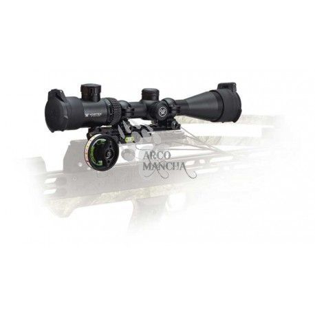 Visor vortex crossfire 3-9x40 + base HHA